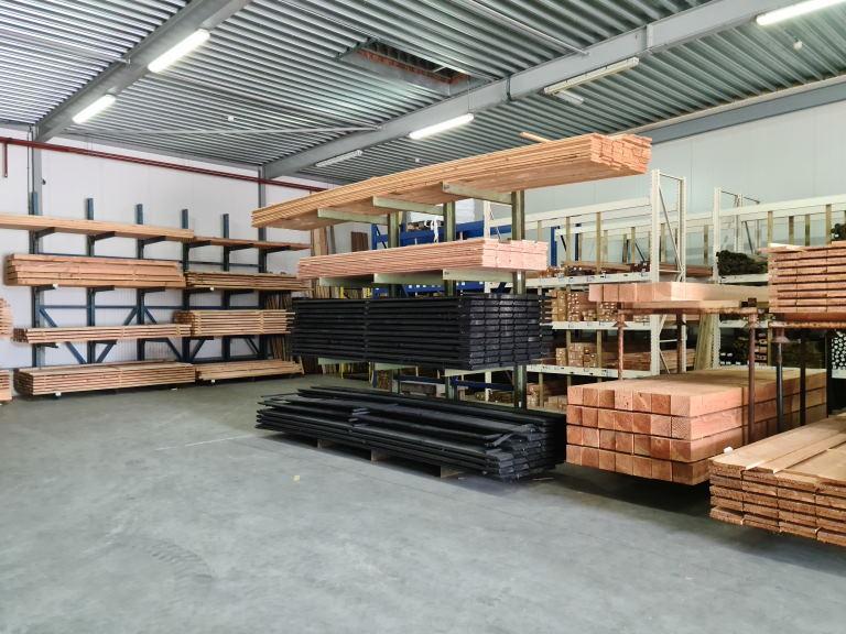 Timmer en van Ark Tuinmaterialen